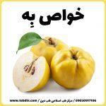 رب به و خواص میوه به